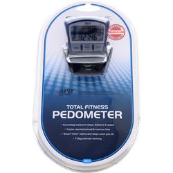 SPORTLINE Total Fitness Pedometer 360 1 unit