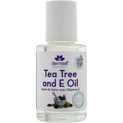 DERMA-E Tea Tree and E Oil 1 fl.oz