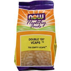 """NOW Double """"00"""" Vcaps 750 vcaps"""