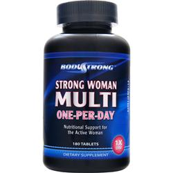 BodyStrong Strong Woman Multi - One-Per-Day 180 tabs