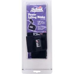 SCHIEK SPORTS Power Lifting Hooks 2 hooks