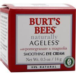 Burt's Bees Naturally Ageless Line Smoothing Eye Cream w/ Pomegranate & Magnolia .5 oz