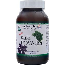 ECLECTIC INSTITUTE Fresh Freeze-Dried Kale POW-der 90 grams