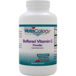 NUTRICOLOGY Buffered Vitamin C Powder 10.6 oz