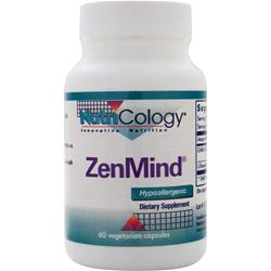 Nutricology ZenMind 60 vcaps
