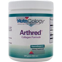 NUTRICOLOGY Arthred - Collagen Formula 240 grams