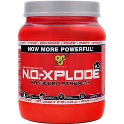 BSN N.O.-Xplode 2.0 - Advanced Strength Grape 2.48 lbs