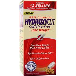 Muscletech Hydroxycut Pro Clinical - Caffeine Free 60 cplts
