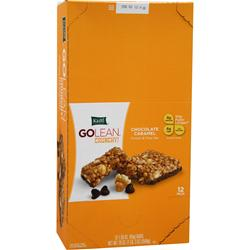 KASHI GOLEAN Crunchy! Bar Chocolate Caramel 12 bars