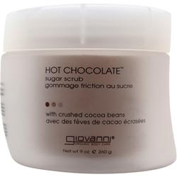 Giovanni Hot Chocolate Sugar Scrub 9 oz