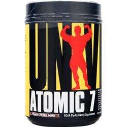 UNIVERSAL NUTRITION Atomic 7 Black Cherry 1150 grams