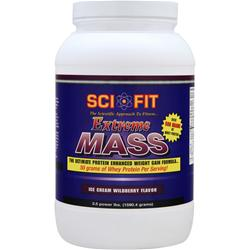 SCI-FIT Extreme Mass Ice Cream Wildberry 8 lbs