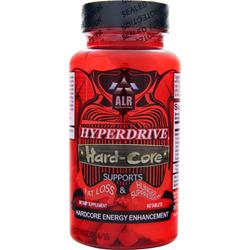 ALR Hyperdrive Hard-Core 60 tabs