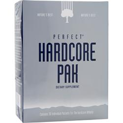 NATURE'S BEST Perfect Hardcore Pak 30 pckts