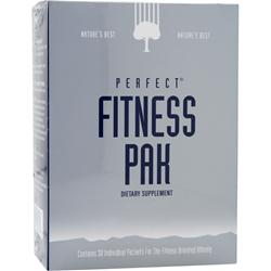 NATURE'S BEST Perfect Fitness Pak 30 pckts
