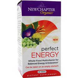 NEW CHAPTER Perfect Energy 96 tabs