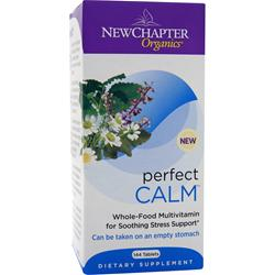 New Chapter Perfect Calm 144 tabs