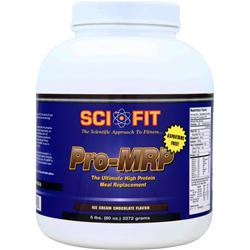 Sci-Fit Pro-MRP Ice Cream Chocolate 5 lbs