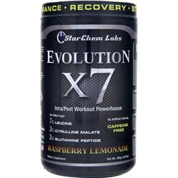 Starchem Labs Evolution X7 - Intra/Post Workout Powerhouse Watermelon 300 grams