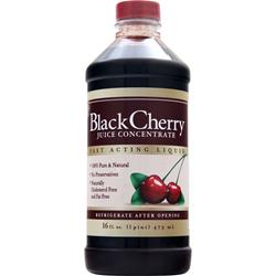 HERBAL AUTHORITY Black Cherry Juice Concentrate 16 fl.oz