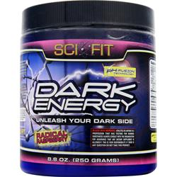 Sci-Fit Dark Energy Radical Raspberry 8.8 oz