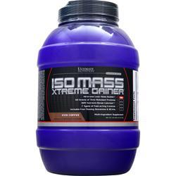 Ultimate Nutrition Iso Mass Xtreme Gainer Iced Coffee 10 lbs