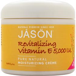 JASON Revitalizing Vitamin E (5000IU) 4 oz