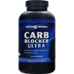 BODYSTRONG Carb Blocker Ultra 360 caps