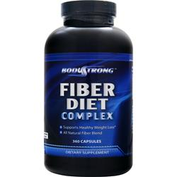 BODYSTRONG Fiber Diet Complex 360 caps
