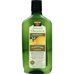 AVALON ORGANICS Shampoo Clarifying Lemon 11 fl.oz