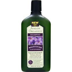 Avalon Organics Shampoo Nourishing Lavender 11 fl.oz