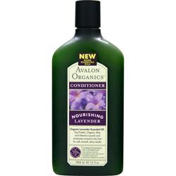 Avalon Organics Conditioner Nourishing Lavender 11 fl.oz