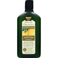 Avalon Organics Conditioner Clarifying Lemon 11 fl.oz