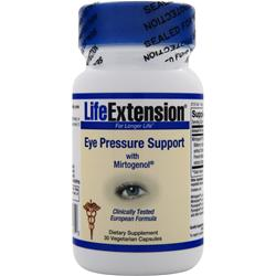 LIFE EXTENSION Eye Pressure Support with Mirtogenol 30 vcaps
