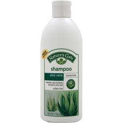 NATURE'S GATE Shampoo Aloe Vera - Moisturizing 18 fl.oz