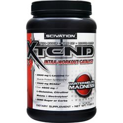 SCIVATION Xtend Intra-Workout Catalyst Watermelon Madness 1125 grams