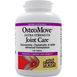 NATURAL FACTORS OsteoMove Extra Strength Joint Care 120 tabs