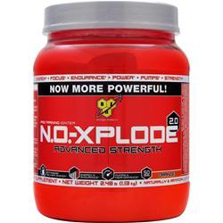 BSN N.O.-Xplode 2.0 - Advanced Strength Orange 2.48 lbs