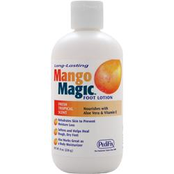 Pedifix Mango Magic Foot Lotion 8 oz