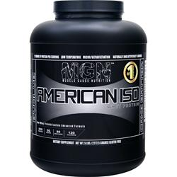 MGN American Iso Whey Protein Cake Batter 5 lbs