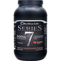 Starchem Labs Series 7 Triple Chocolate Fudge 3.23 lbs