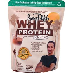Jay Robb Whey Protein Isolate Chocolate 24 oz