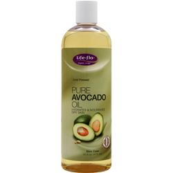 LIFE-FLO Pure Avocado Oil 16 fl.oz