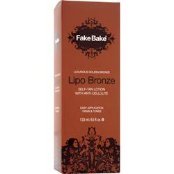 Fake Bake Lipo Bronze 4.5 fl.oz