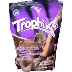 Syntrax Trophix 5.0 - Ultra Sustained Release Protein Chocolate Supreme 5 lbs