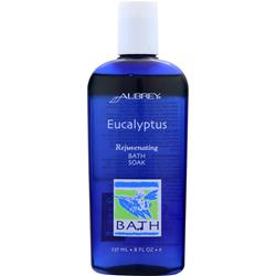 AUBREY Eucalyptus Rejuvenating Bath Soak 8 fl.oz