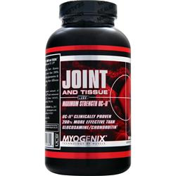 MYOGENIX Joint and Tissue with Maximum Strength UC-II 240 caps