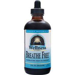 Source Naturals Wellness Breathe Free 8 oz