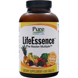 Pure Essence Labs LifeEssence - The Master Multiple 240 tabs