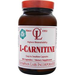 OLYMPIAN LABS L-Carnitine 60 caps